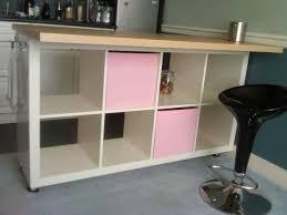 kitchen island ikea hack great idea u2013 turn two kallax units