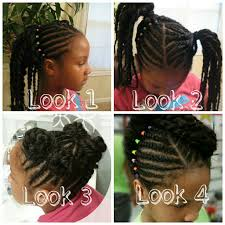 top 5 little hairstyles for summer brown girls style