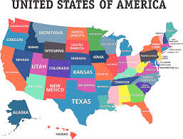usa map with states usa map states and capitals quiz lively us with geography