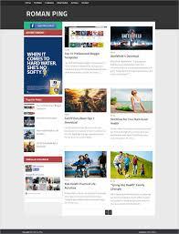 templates blogger profissional 44 professional blog themes templates free premium templates