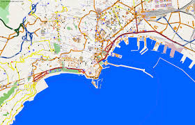 Naples Italy Map Map Of Naples Italy And Surrounding Area On Map Images Let U0027s
