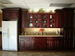 Lowes Kitchen Wall Cabinets 80 Creative Commonplace Cherry Wood Cabinets Kitchen Wonderful