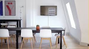 layout ruang rapat yang baik dekorasi ruang meeting untuk menarik perhatian klien decodeko