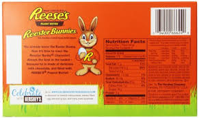 reese s easter bunny reese s easter peanut butter reester bunnies 4 count