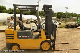 1993 caterpillar gc25 forklift item da0729 sold july 6