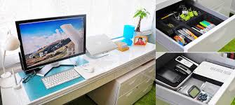 Organize Office Desk How To Organize Office Desk Interior Design Ideas Cannbe