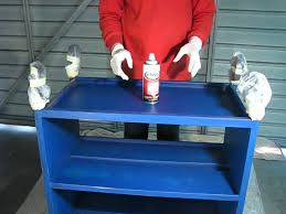 Best Spray Paint For Metal Patio Furniture - spray painting metal furniture youtube