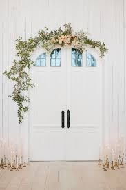 flower arch diy floral doorway arch diy wedding decor 100 layer cake