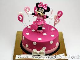 Minnie Mouse Birthday Cakes Plus Birthday Cake Recipes Plus