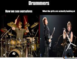 Drummer Meme - forever alone drummers by dannycr meme center