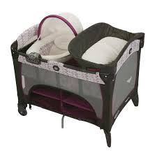 Graco Pack N Play With Changing Table Graco Pack N Play Playard With Newborn Napper Station Dlx