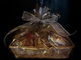 christmas gift baskets gourmet dog treats