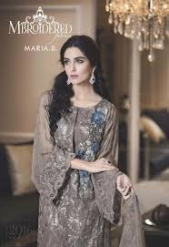 maria b latest ladies dresses online