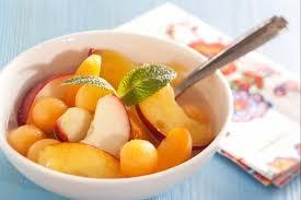 recette de cuisine d été recette de salade de fruits d été facile et rapide
