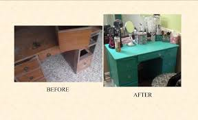 how to make vanity desk how i refinished my vanity desk youtube