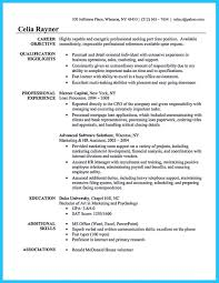 Sample Resume Objectives For Hr Positions by Operations Assistant Resume Free Resume Example And Writing Download