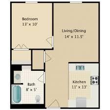 D D Floor Plans North View Apartments Availability Floor Plans U0026 Pricing