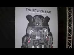 Kitchen Sink Backpack by Oakley Kitchen Sink Backpack Led Display Youtube