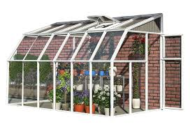 8 X 12 Greenhouse Kits Amazon Com Rion Sun Room 2 Greenhouse 6 U0027 X 12 U0027 Patio Lawn