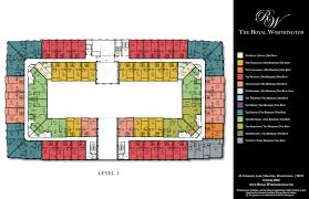 floor plans luxury philadelphia apartments the royal worthington