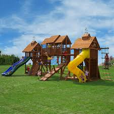 Backyard Playground Slides by Top 10 Backyard Playground Sets Lifetime Luxury