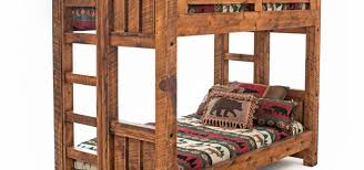 A Frame Bunk Bed Timber Frame Wood Bunk Bed By Woodland Creek Homify