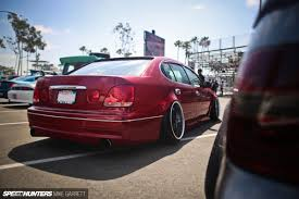 lexus ls430 wheel offset amongst the smoke offset kings in long beach speedhunters