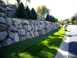 boulder walls google search stone walls paths