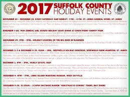 smiths point light show suffolk county executive steven bellone heim facebook
