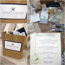 wedding gift bags for guests wedding wedding welcomes aloha for destination in mexico ideas