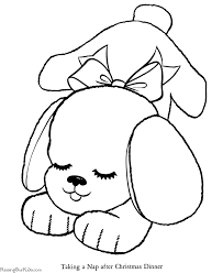 free printable cute christmas coloring pages coloring