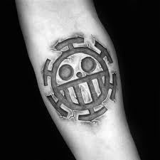 one piece tattoo picture 70 one piece tattoo designs for men japanese anime ink ideas
