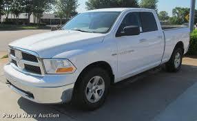 Dodge Ram Pickup Truck - 2012 dodge ram 1500 quad cab pickup truck item da1001 so