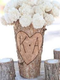 Personalized Flower Vases 50 Budget Friendly Rustic Real Wedding Ideas Hative