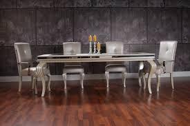 Round Table El Dorado Hills Swank Dining Set Transitional Dining Room Miami
