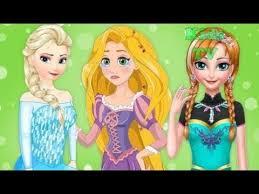 download disney princess winter trends elsa anna rapunzel dress up