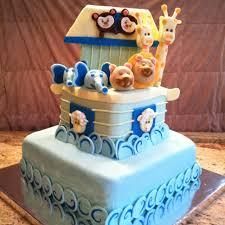 noah ark baby shower living room decorating ideas noah s ark baby shower cakes