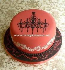 Chandelier Cake Stencil Cake Top U0026 Board Stencils