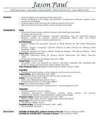 Ba Sample Resume by Sample Resumes Resume Samples Uva Career Center 28 Ba Resume