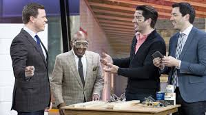 Propertybrothers Property Brothers Do Basement Reno And Get Pranked By Willie