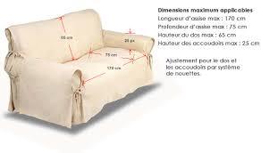 coudre une housse de canapé dimensions pour housse de canapé housses de chaise