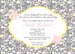 baby shower invitation wording spanish baby shower invitations in
