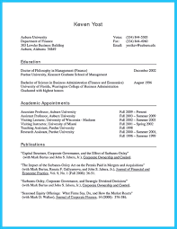 Business Administration Resume Individual Resume Free Resume Example And Writing Download