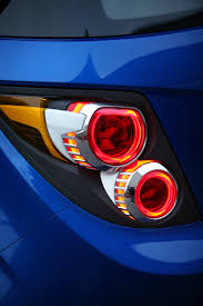 2015 chevy sonic tail light 2011 chevrolet aveo rs picture 29892