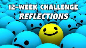 Challenge Complete 12 Week Challenge Complete Reflections Le Bon