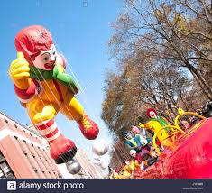 ronald mcdonald 86th anniversary macy s thanksgiving day parade