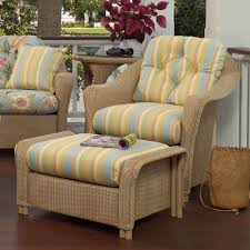 lloyd flanders reflections wicker lounge chair special