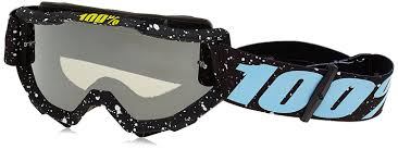 mirrored motocross goggles amazon com 100 unisex milkyway accuri goggles with