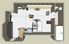Workshop Plans Workshop Floor Plans Woodworking Shop Floor Plans View The Photo