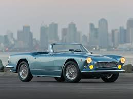 maserati alfieri convertible 1960 1964 maserati 3500 gt spyder maserati supercars net